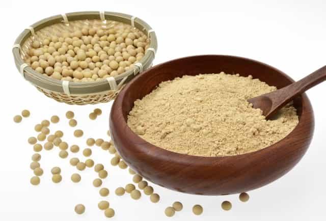 大豆(きな粉) 育毛剤代用